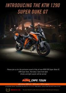 KTM GT Invite